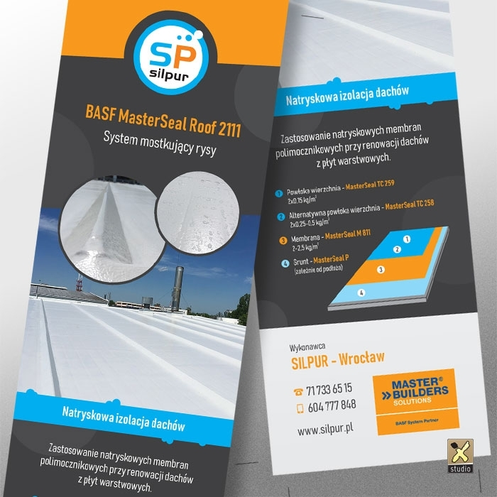 BASF MASTERSEAL ROOF 2111